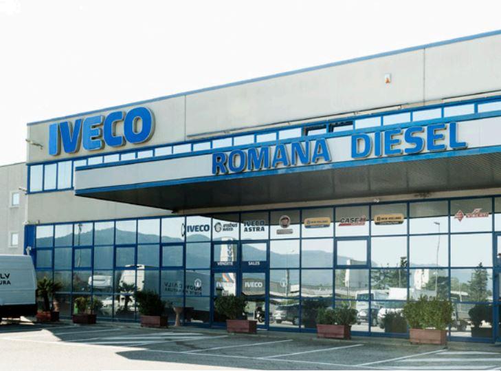 La nostra storia for Romana diesel trattori usati