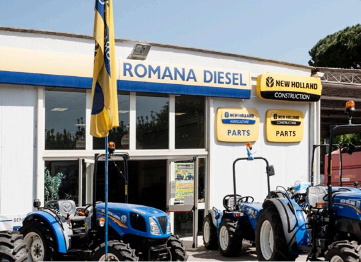 Romana diesel concessionaria om lazio ed umbria la storia for Romana diesel trattori usati