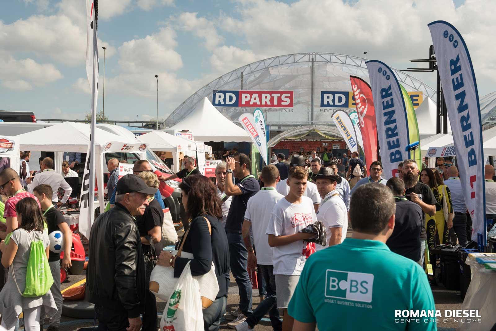 Romana Diesel October Truck Fest 2019
