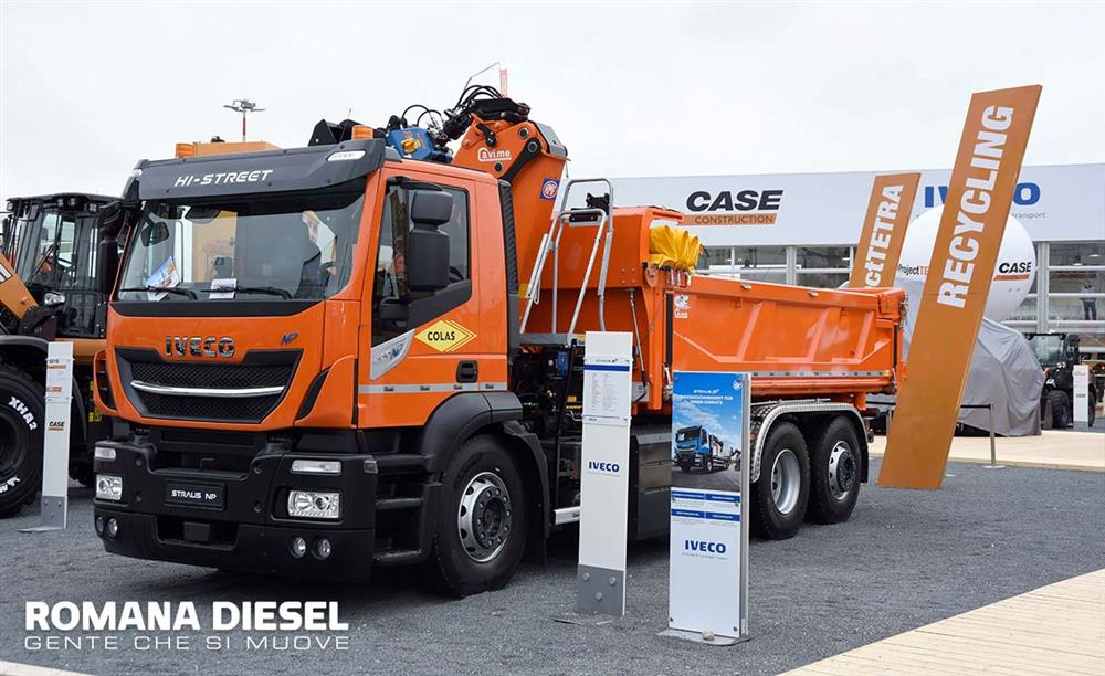 Iveco np recycling