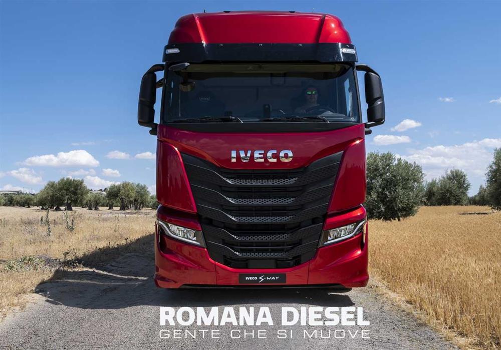 Nuova cabina Iveco S-way