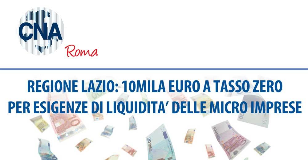 Prestito CNA Micro imprese