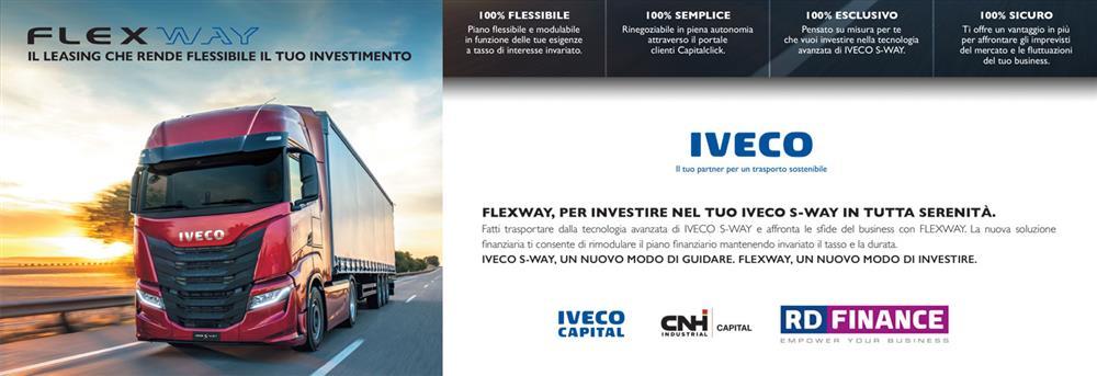 Iveco Flex Sway Romana Diesel