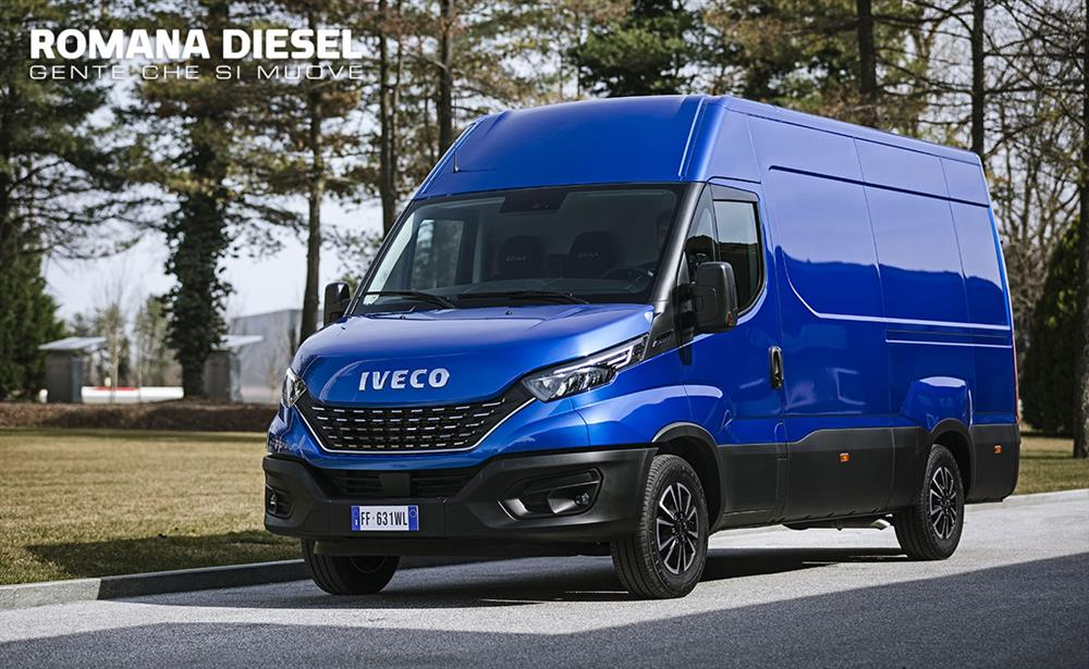 Nuovo Iveco Daily furgone 20019