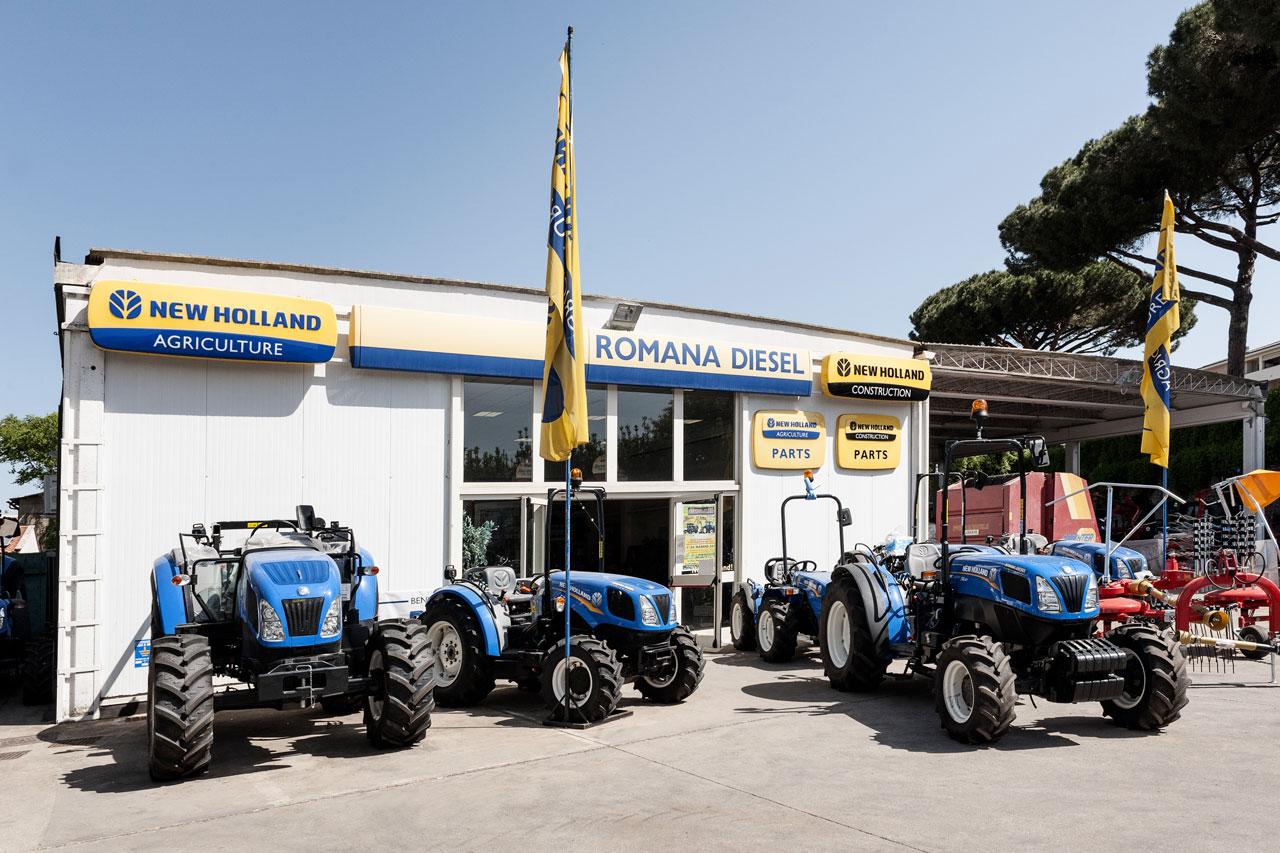 romana diesel vendita veicoli commerciali iveco roma lazio