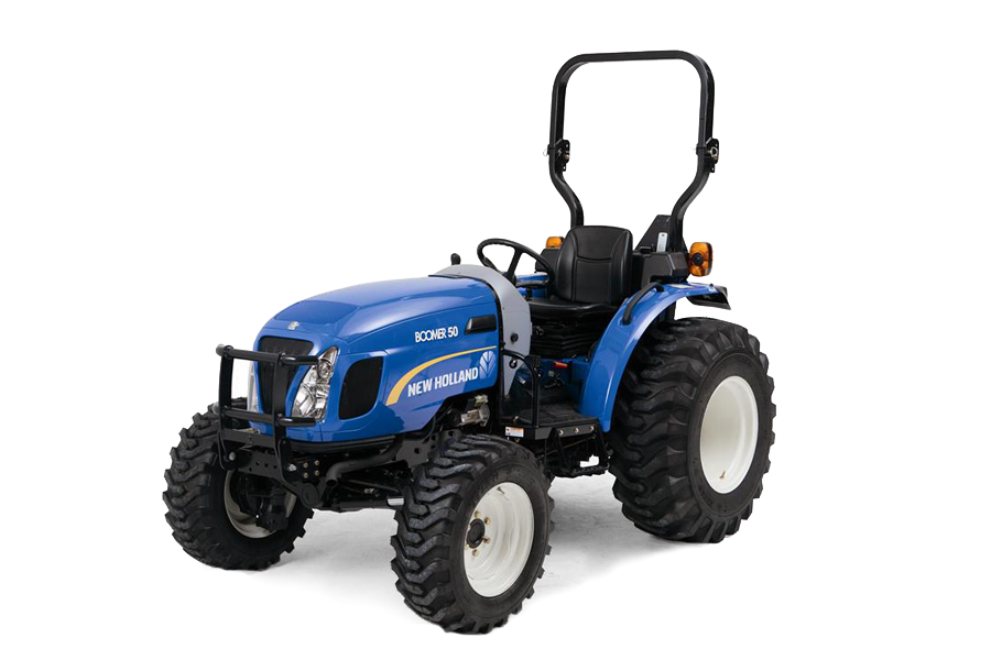 Trattore Boomer 20-50 New Holland