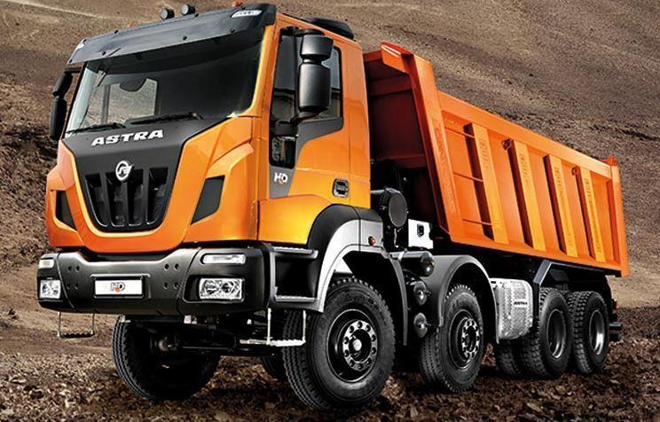 Iveco Astra HD9-HDD
