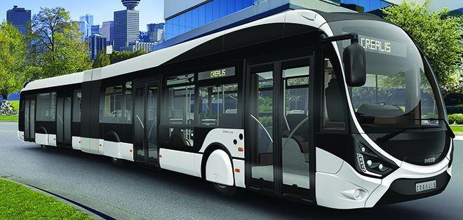 Crealis Autobus Iveco