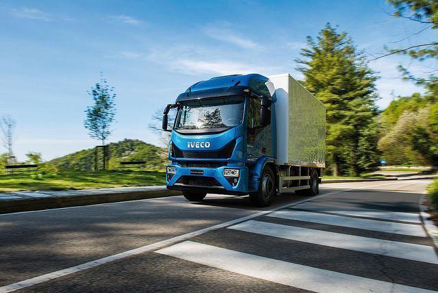 Guida sicura con Eurocargo