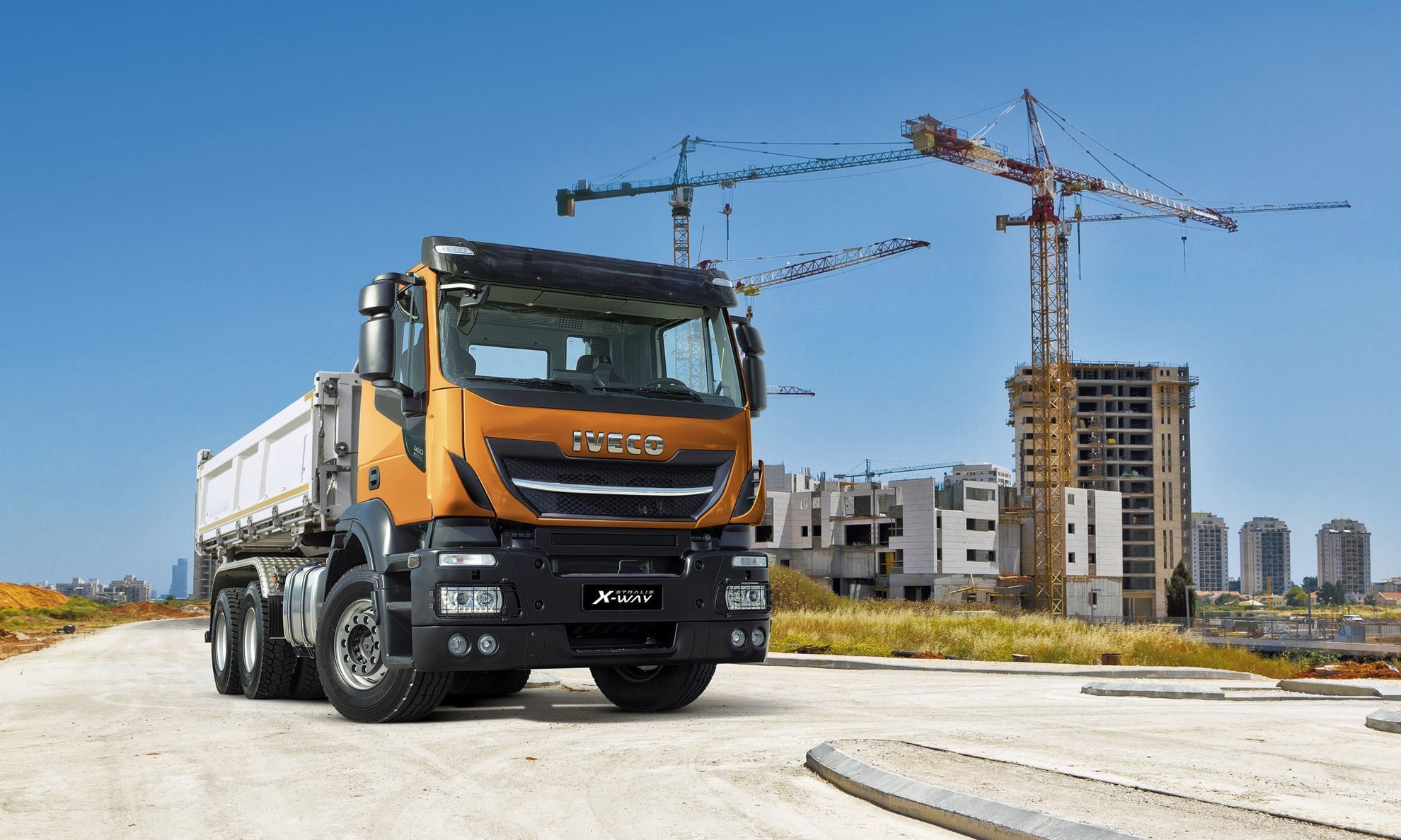 camion off-road e on-road