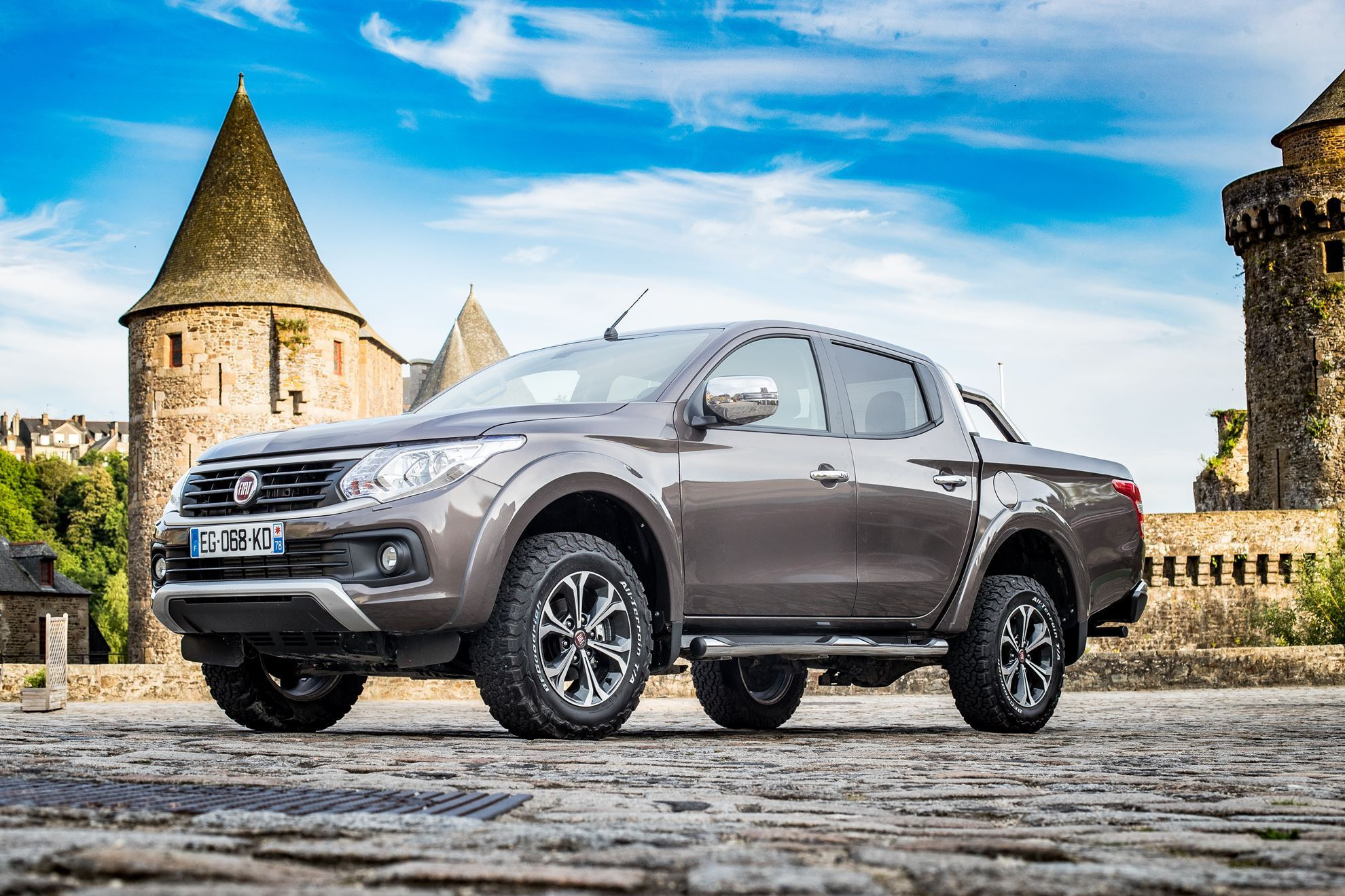 Pick-up Fiat Fullback Cross