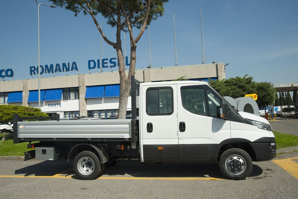 nuovo iveco daily 35C14
