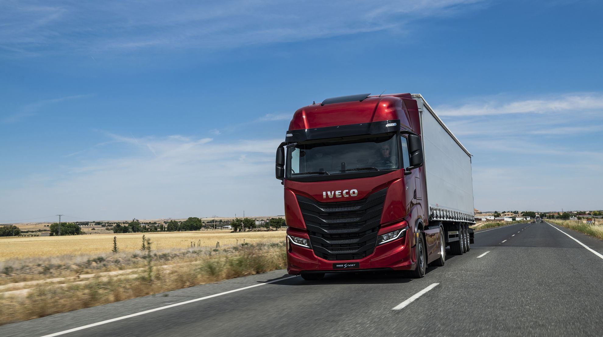 Nuovo iveco s-way 2019