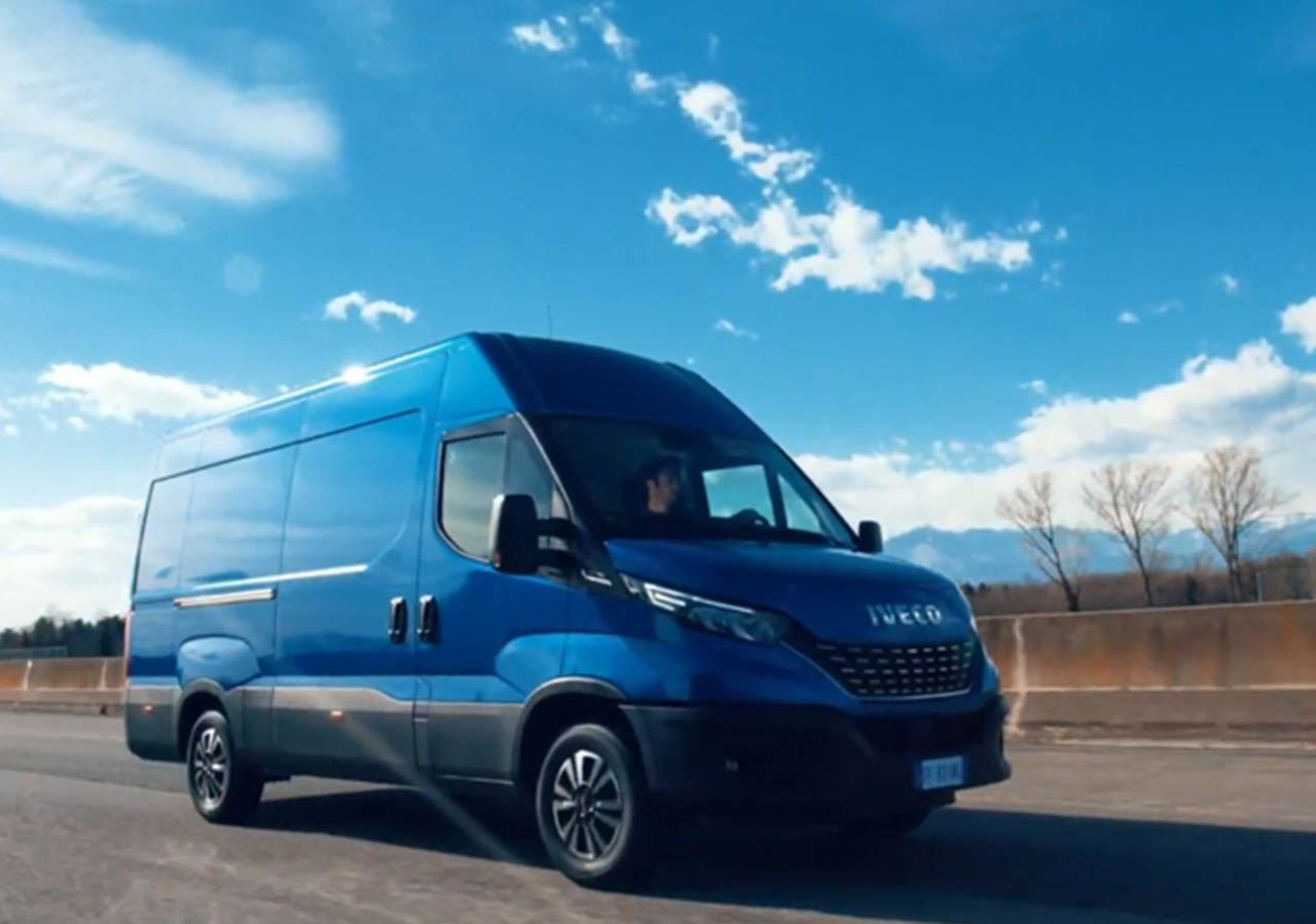 Nuovo iveco Daily 2019 furgone